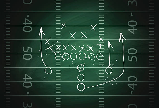 Football Play Wall Art