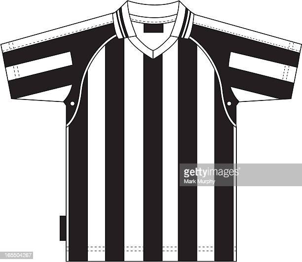 Football Soccer Shirt Striped