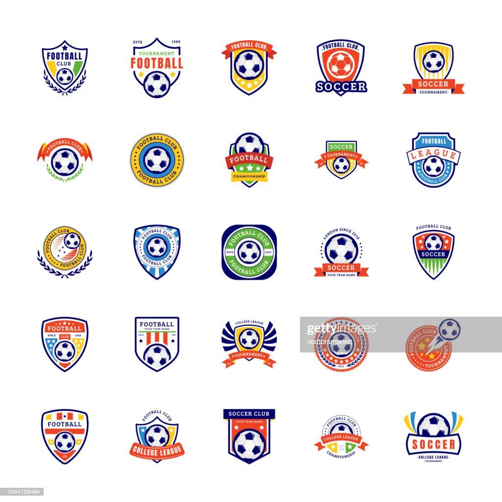 Football symbol Vector