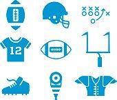 Football Symbols and Icons