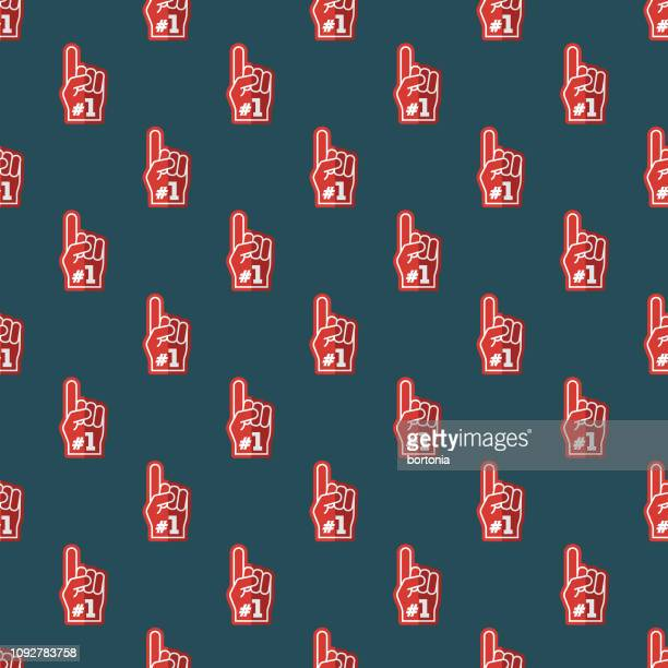 football tailgating party seamless pattern - drive ball sports stock illustrations, clip art, cartoons, & icons