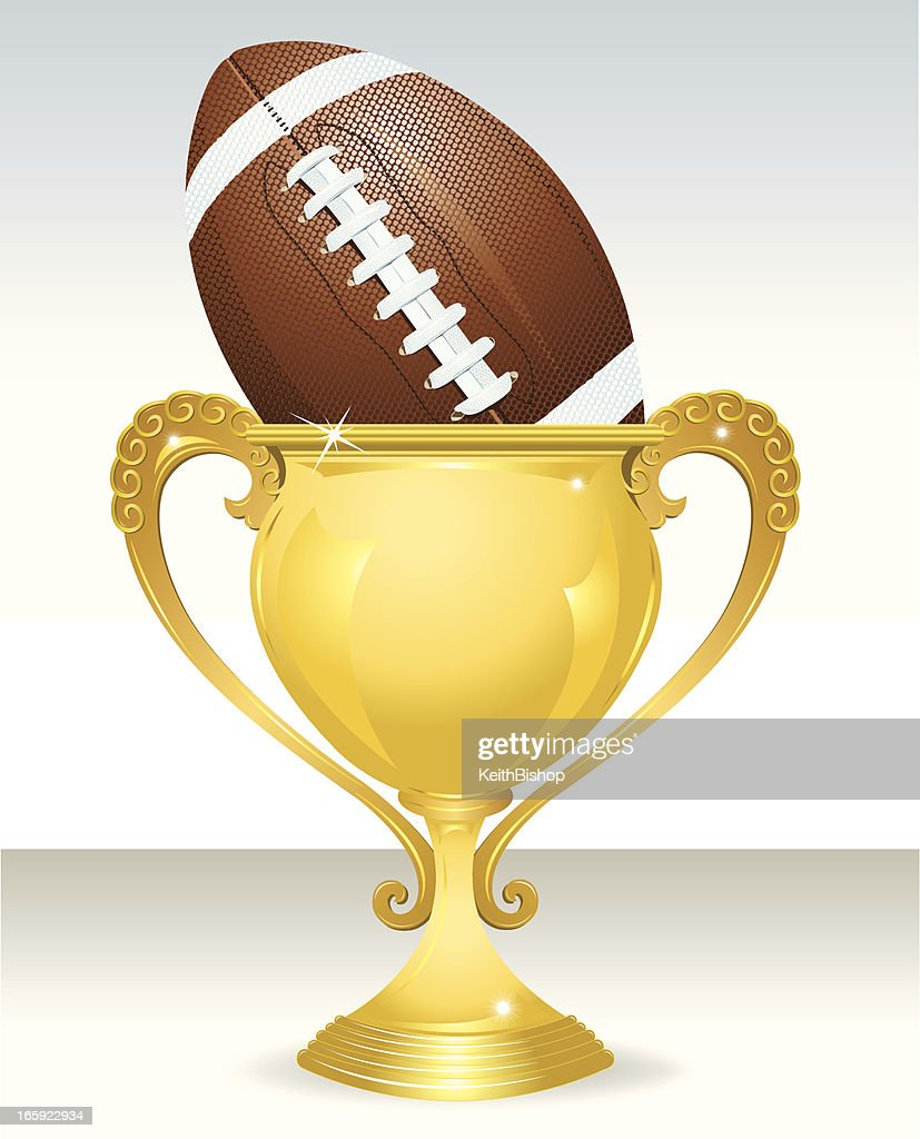 Football Trophy - Award