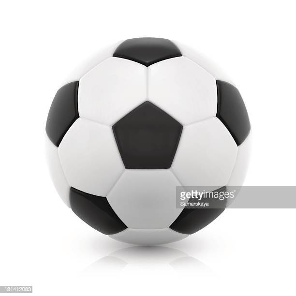 football - spielball stock-grafiken, -clipart, -cartoons und -symbole