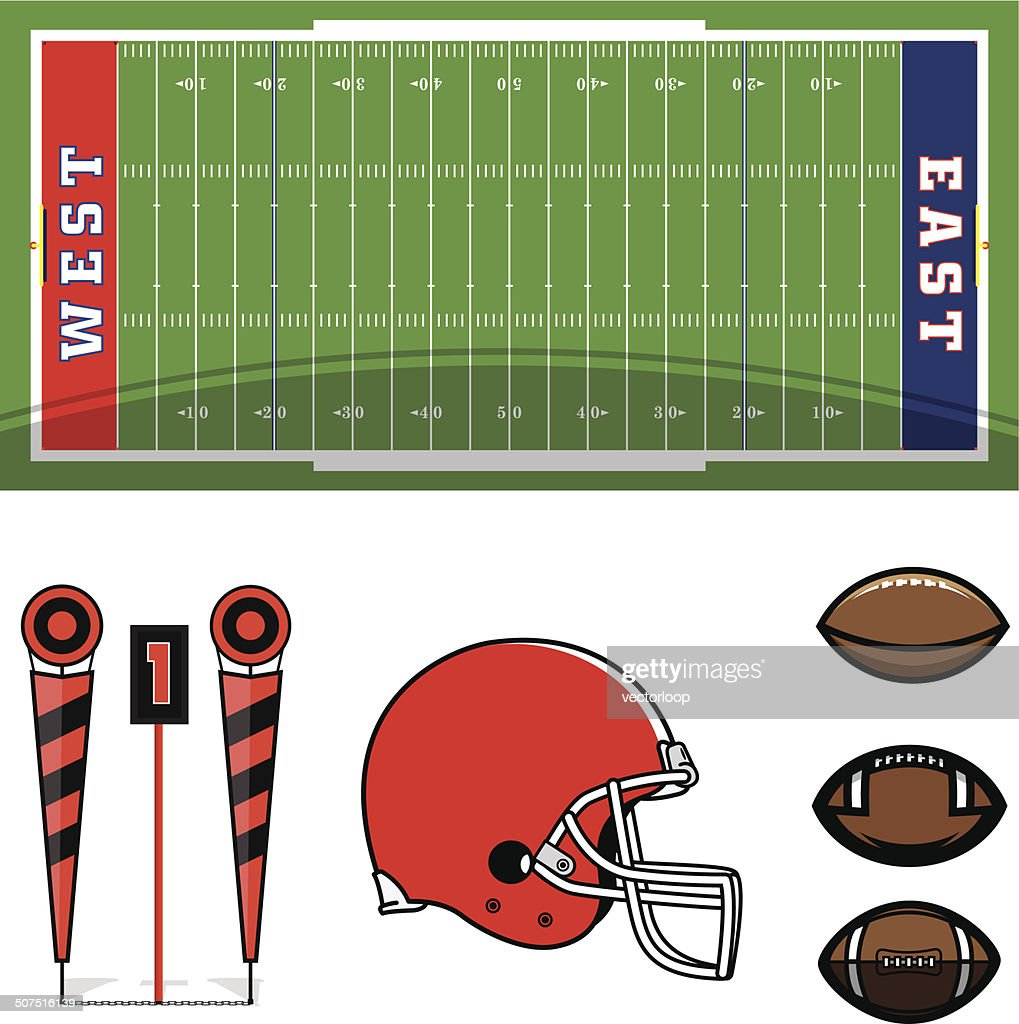 Football Vector Pack