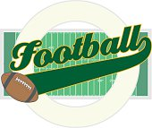 Football With Tail Banner