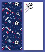 Football/soccer abstract posters