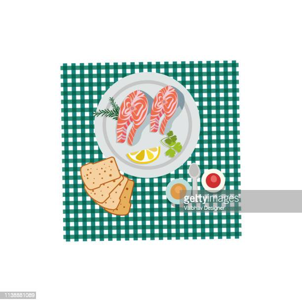 Foreign Food-Illustration