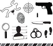 Forensic symbols