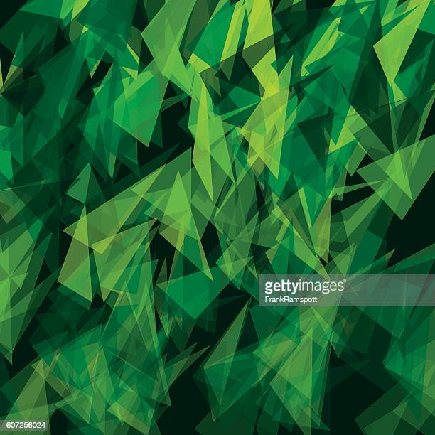 ilustraciones, imágenes clip art, dibujos animados e iconos de stock de forest triangle geometric vector pattern - frank ramspott