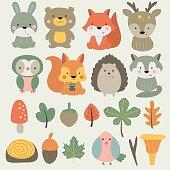 forestssmallanimalspopcolor