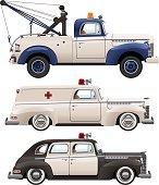 Forties Emergency Vehicles