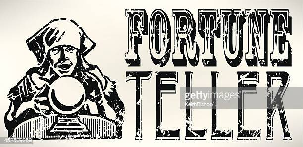 Fortune Teller - Crystal Ball
