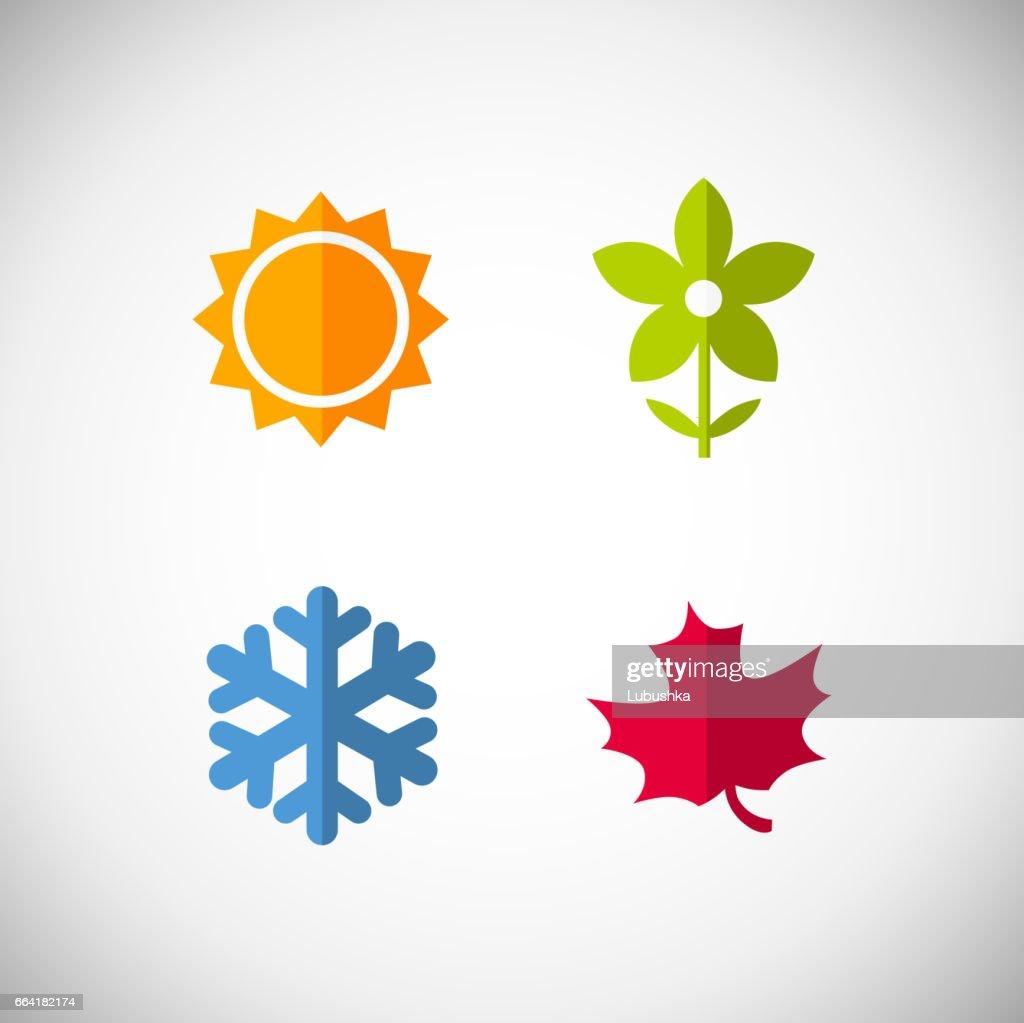 four season icons