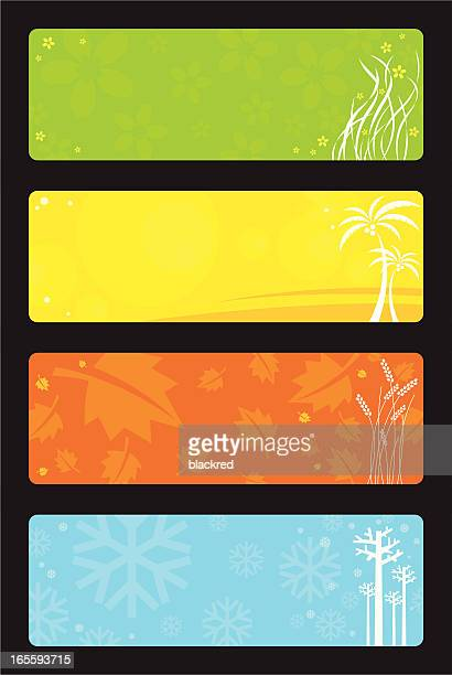 ilustraciones, imágenes clip art, dibujos animados e iconos de stock de four seasons - las cuatro estaciones