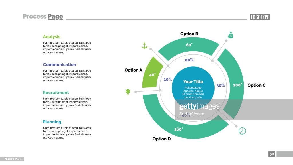 Four sectors doughnut chart slide template vector art getty images four sectors doughnut chart slide template vector art ccuart Gallery