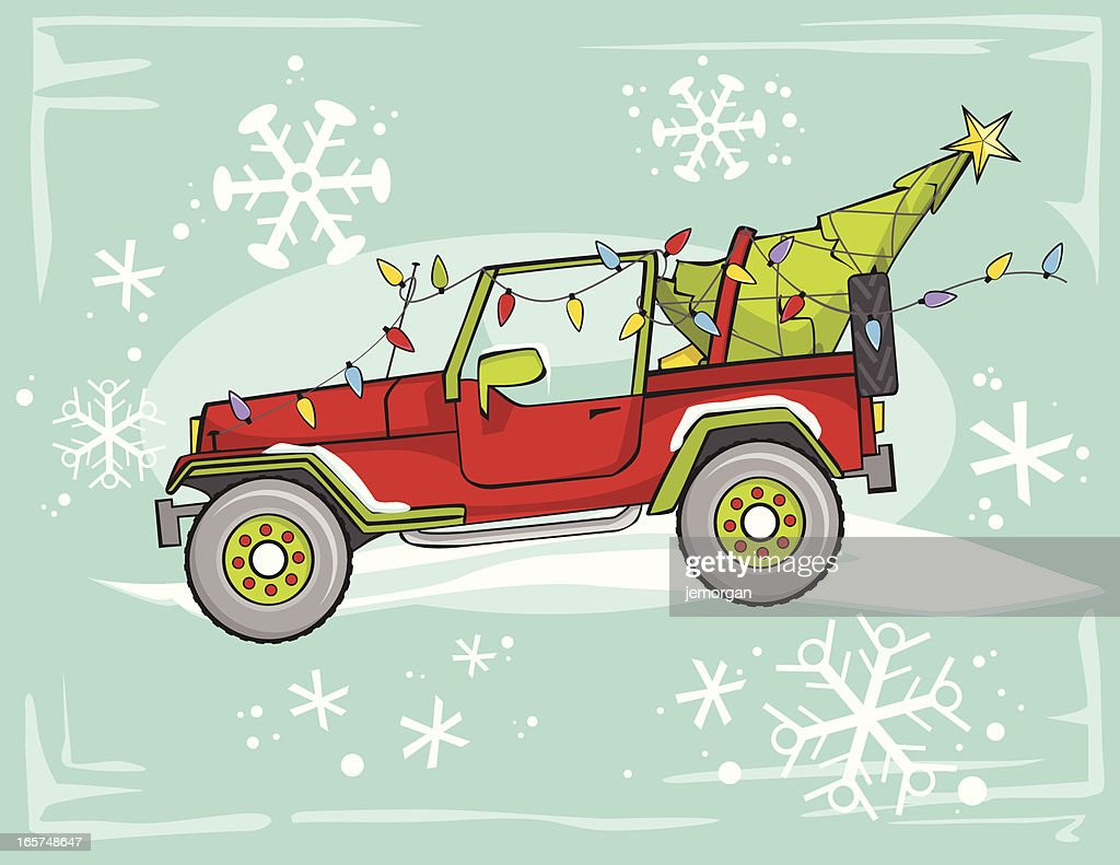 Jeep Stock Illustrations And Cartoons