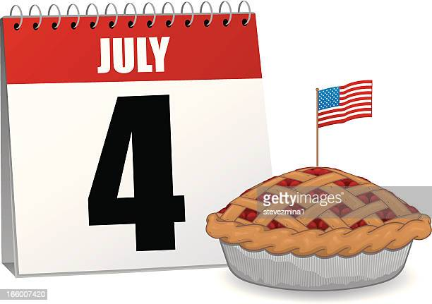 Fourth of July Calendar