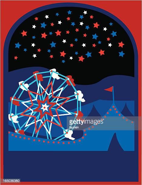 60 Top Ferris Wheel Stock Illustrations, Clip art ...
