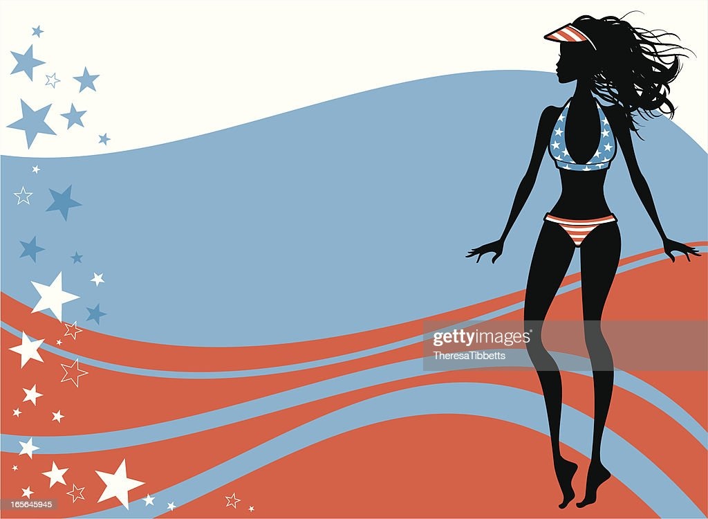 Fourth of July Girl