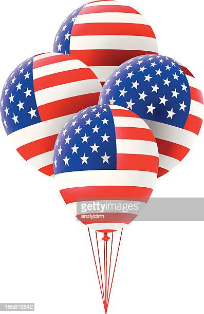 fourth of july - national holiday stock illustrations, clip art, cartoons, & icons