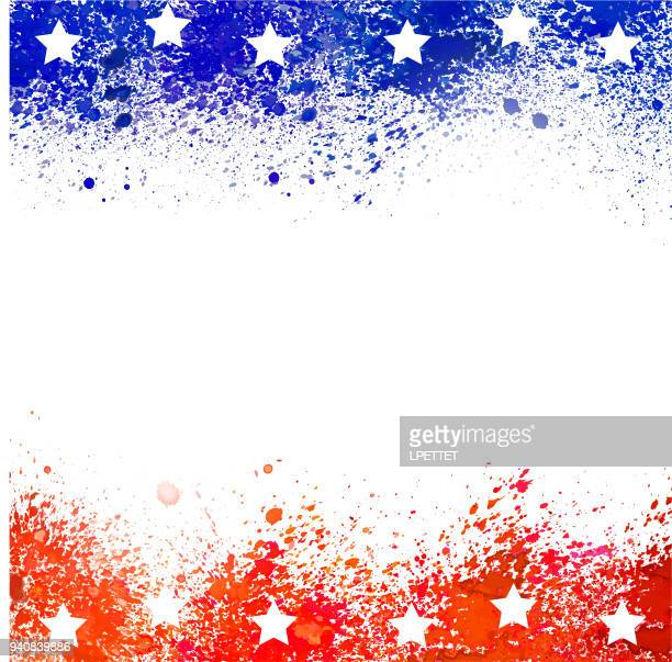 fourth of july - fourth of july stock illustrations