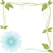 frame flower3