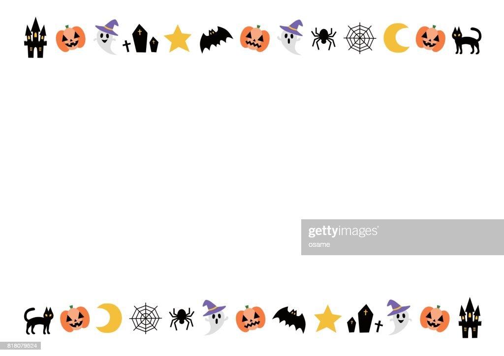 Frame of Halloween