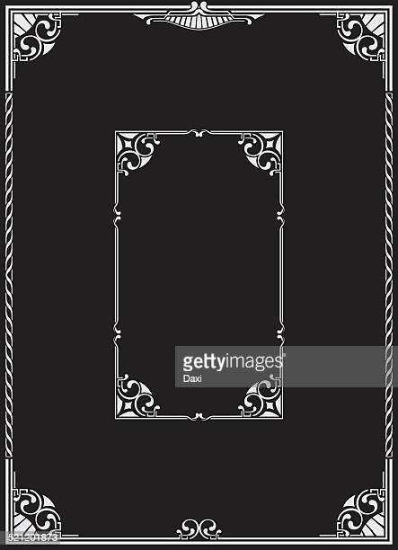 frame - gothic style stock illustrations, clip art, cartoons, & icons