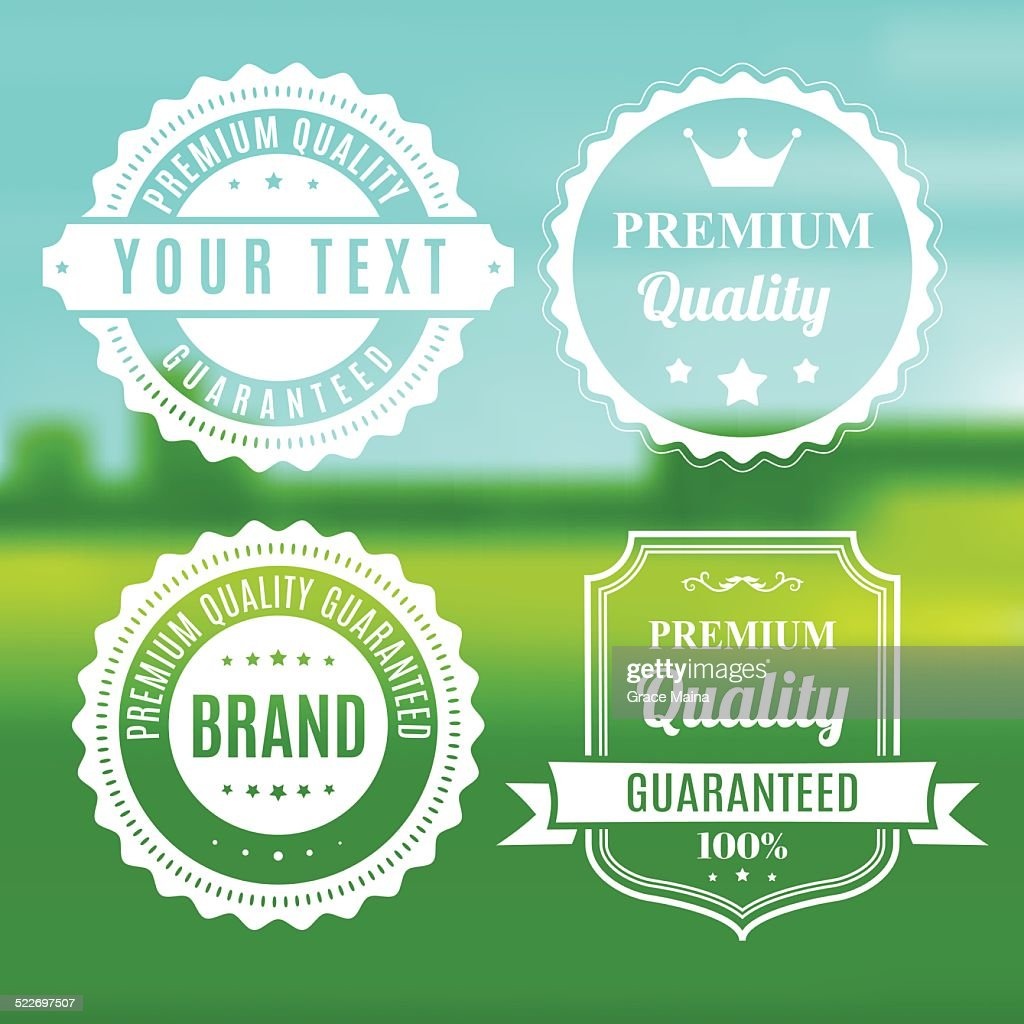 Frames and Banners - VECTOR : stock illustration