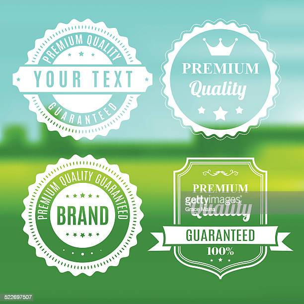 Frames and Banners - VECTOR