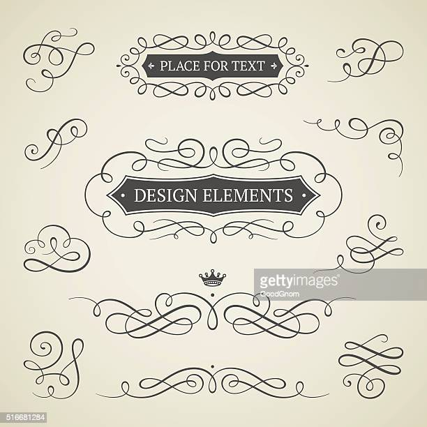 Frames and scroll elements