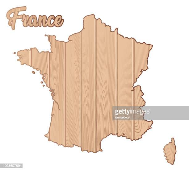 france map - nantes stock illustrations, clip art, cartoons, & icons