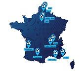 France soccer infographic 2016.