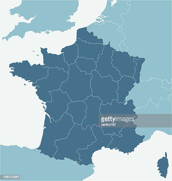 illustrazioni stock, clip art, cartoni animati e icone di tendenza di la francia - francia