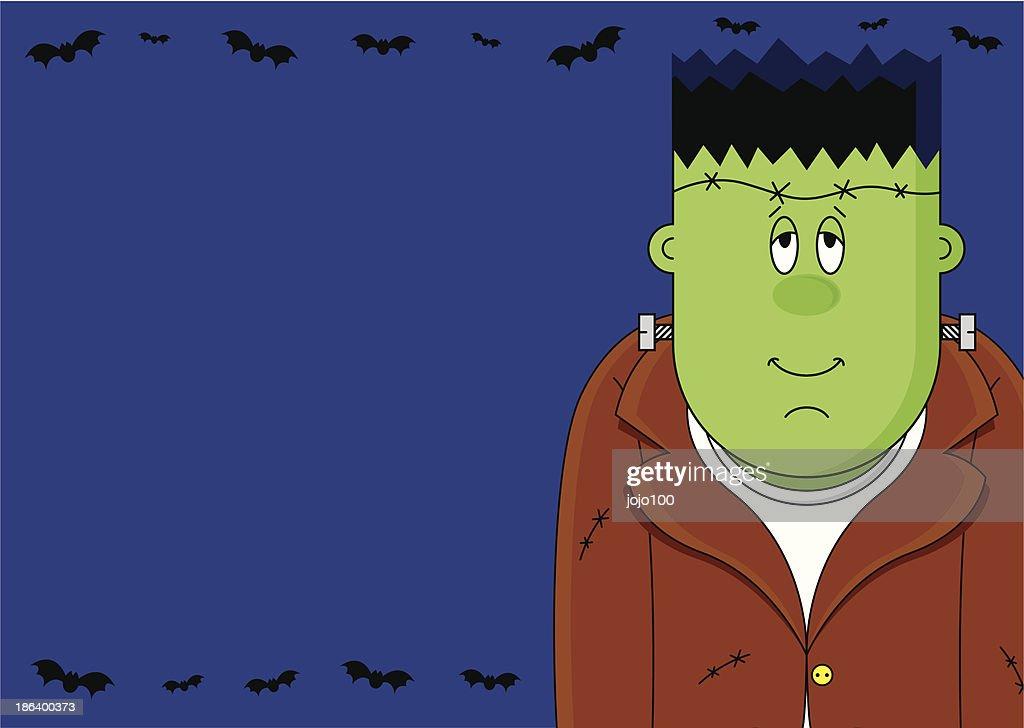Frankensteins head halloween invite vector art getty images frankensteins head halloween invite vector art stopboris Gallery