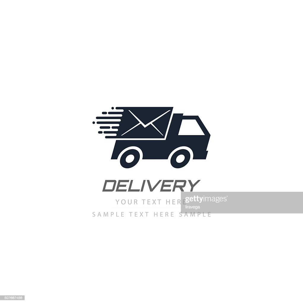 Free delivery vector design