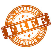 Free guarantee stamp