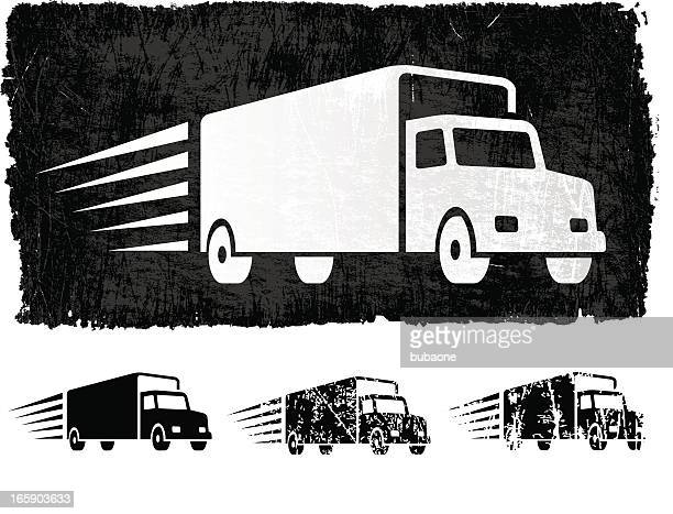 freight shipping royalty free vector background - obsolete stock illustrations