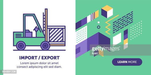Freight Transport Banner