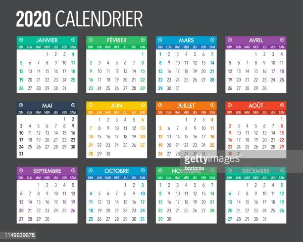 Calendrier De Lom 2020.World S Best 2020 Stock Illustrations Getty Images