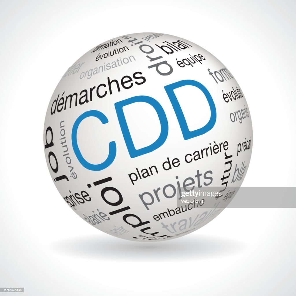 French CDD theme sphere