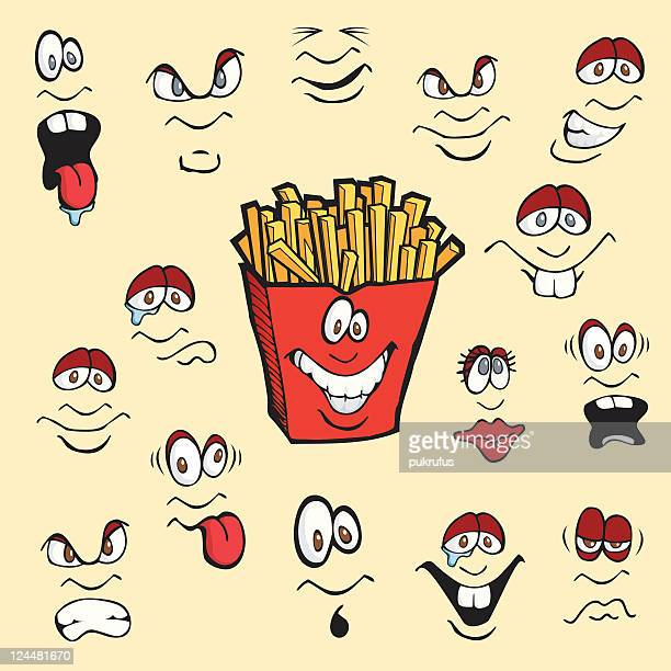 French Fries Expression
