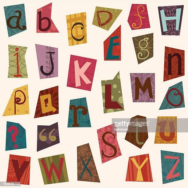 Fresh Air Alphabet