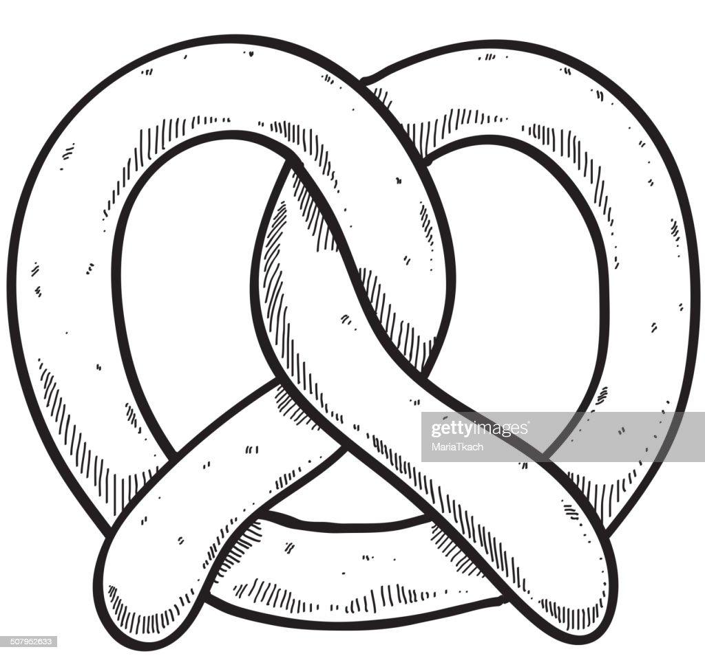 free pretzel clipart and vector graphics clipart me rh clipart me bretzel clipart pretzel images clip art