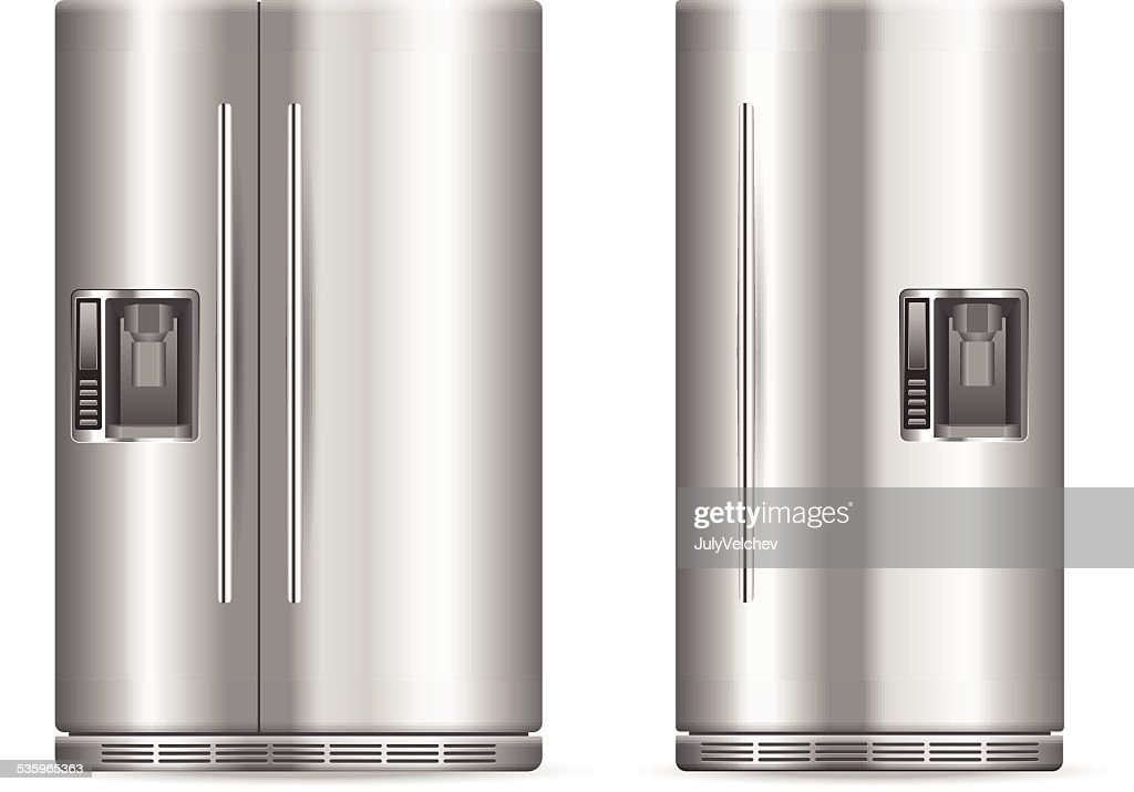 fridge set : Vector Art