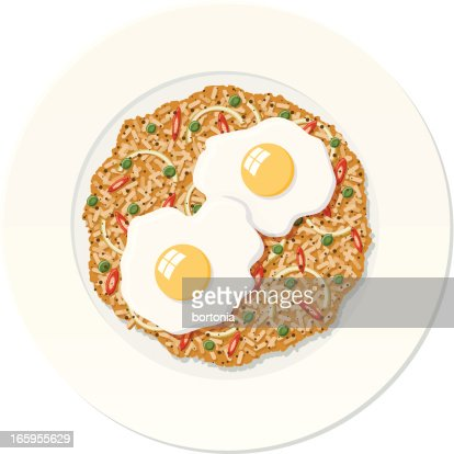 Nasi Goreng High-Res Vector Graphic - Getty Images