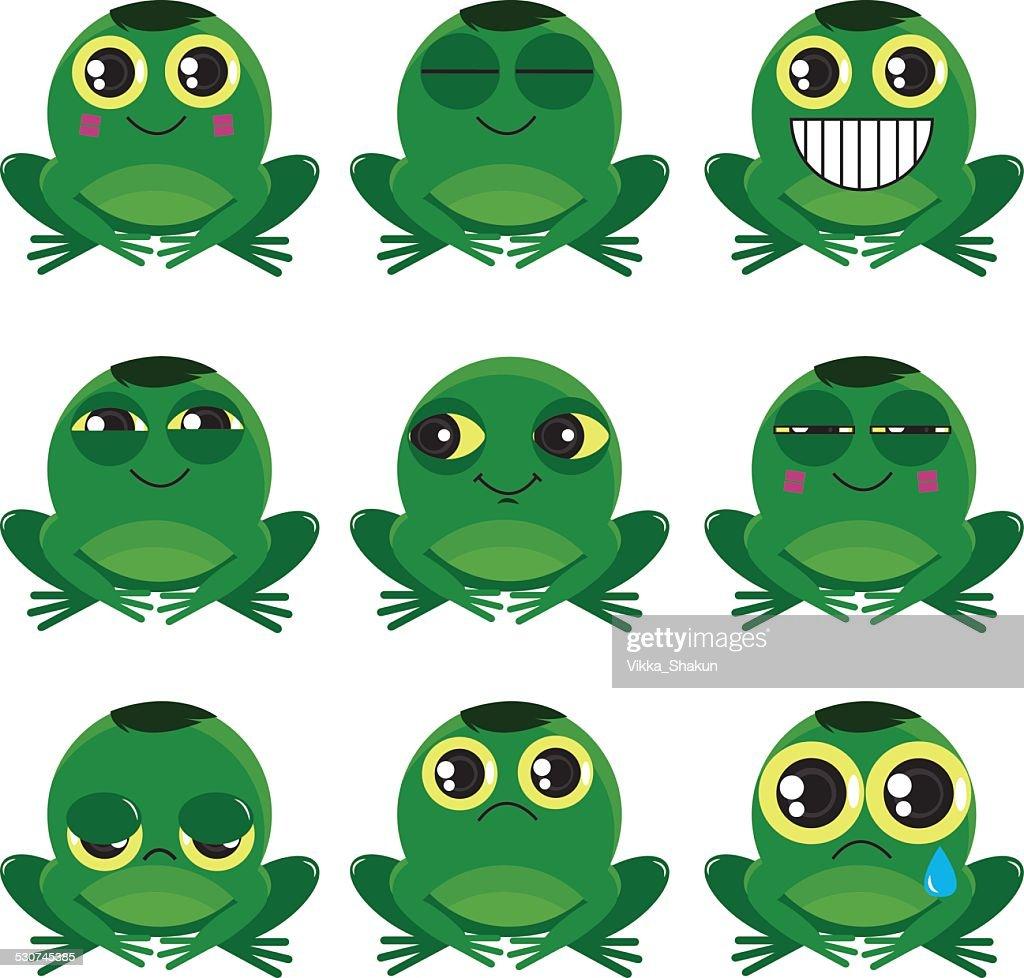 Frog Emoticon