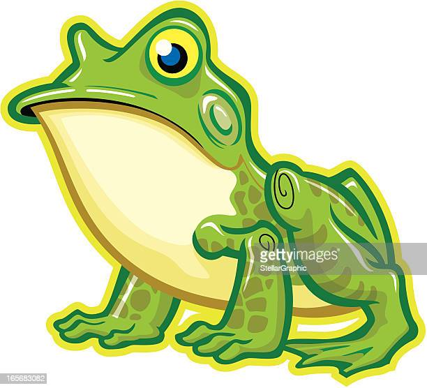 frog - webbed foot stock illustrations, clip art, cartoons, & icons