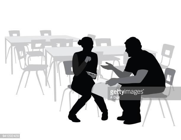 D'un enseignant à l'autre