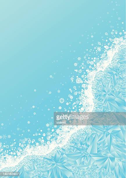 frozen window - frost stock illustrations, clip art, cartoons, & icons
